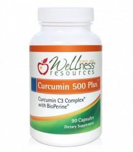 Curcumin 500 Plus